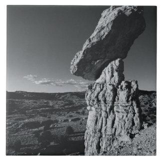 Balancing Rock, New Mexico Tile