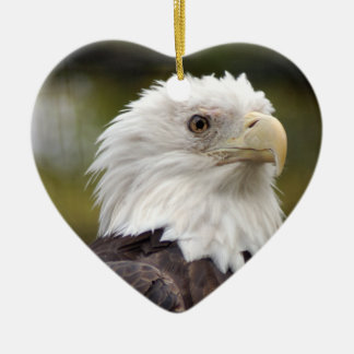 Bald Eagle Christmas Ornament