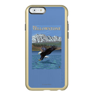 Bald Eagle Diving - West Yellowstone, MT Incipio Feather® Shine iPhone 6 Case