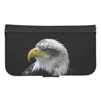 Bald Eagle Samsung S4 Wallet Case