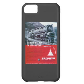 Baldwin Locomotive S-2 PRR Steam Turbine iPhone 5C Case