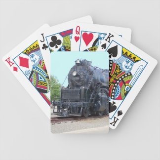 Baldwin-  Reading Railroad Locomotive 2124 Bicycle Playing Cards