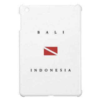 Bali Indonesia Scuba Dive Flag iPad Mini Cover