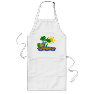 Bali State of Mind apron - choose style, color