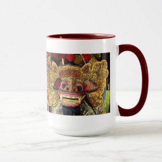 Balinese Barong 2 Mug