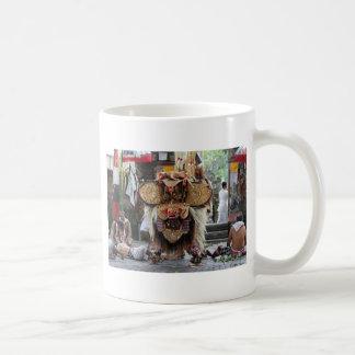 Balinese Barong dance performance Coffee Mug