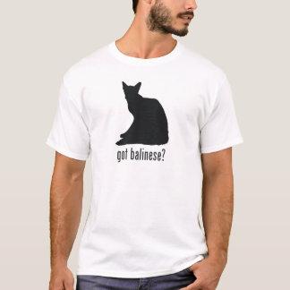 Balinese Cat T-Shirt