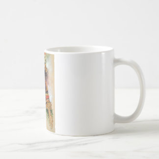 Balinese dancer coffee mug