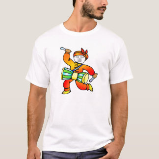 Balinese Drummer T-Shirt