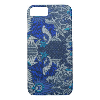 Balinese flowers batik iPhone 8/7 case