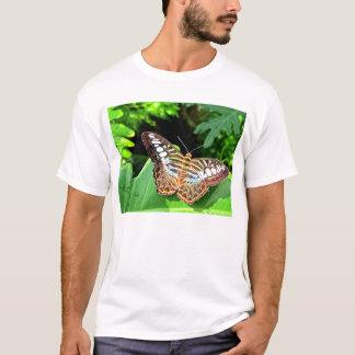 Balinese Glass Tile Art- Brown T-Shirt