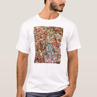 Balinese Glass Tile Art T-Shirt