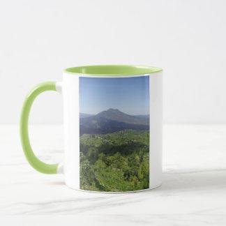 Balinese Volcano Mug