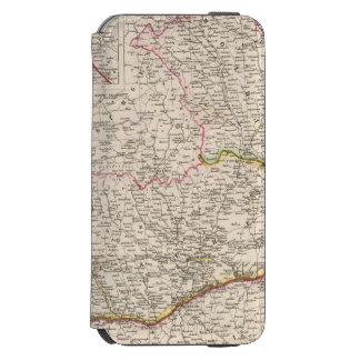 Balkan Peninsula, Turkey, Romania Incipio Watson™ iPhone 6 Wallet Case