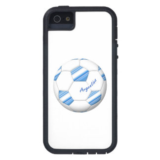 Ball of ARGENTINA SOCCER national selection 2014 iPhone 5 Case