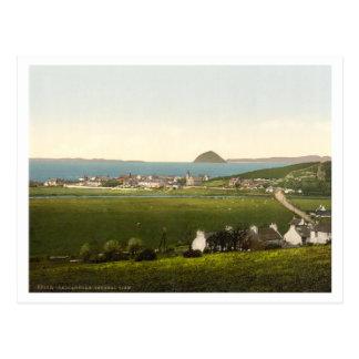Ballantrae, Ayr, Scotland Postcard