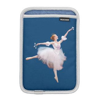 Ballerina and Castanets Customizable iPad Mini Sleeve