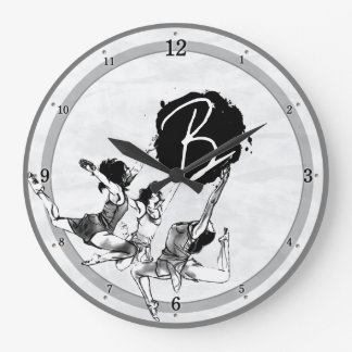Ballerina Ballet dancing clocks