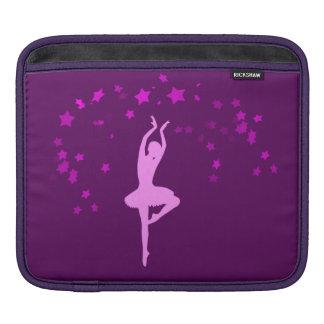 Ballerina dancer iPad sleeve
