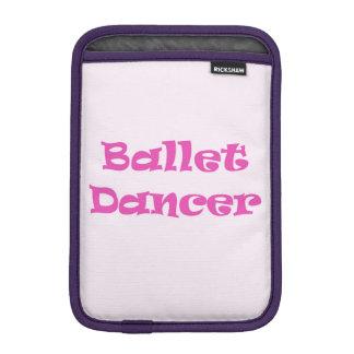 Ballet Dancer iPad Mini Sleeve