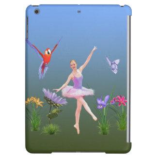 Ballet Fantasy, Flowers, Parrot, Butterfly