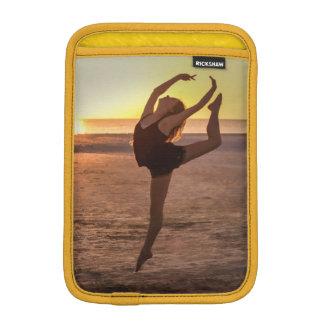Ballet on the Beach iPad Mini Sleeve