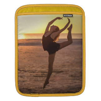 Ballet on the Beach iPad Sleeve