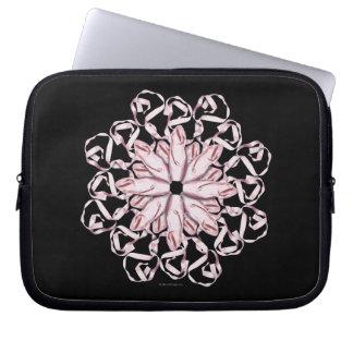 Ballet Pattern (pink) Laptop Sleeve