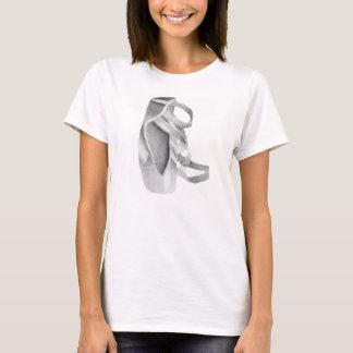 Ballet Pointe Shoe T-Shirt