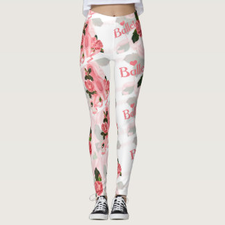 BALLET SHOES CUTE Leggings 2