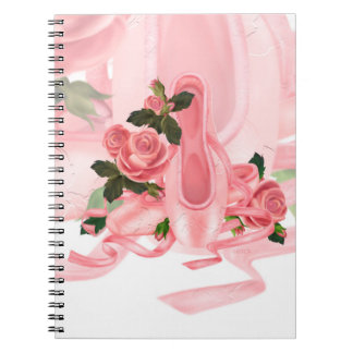 BALLET SHOES DANCE Photo Notebook 4