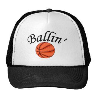 Ballin' Cap