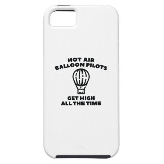 Balloon Pilots iPhone 5 Cover
