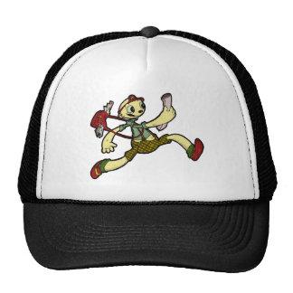 Balloonhead postman - trucker cap
