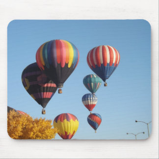 Balloons Arising Mousepad