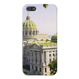 Balloons over Harrisburg PA iPhone 5/5S Cover