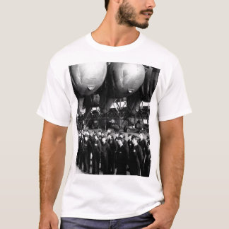 Balloons safely tucked away in the_war image T-Shirt