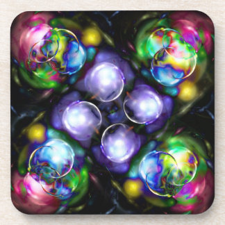 Balls of Fire Drink Coaster