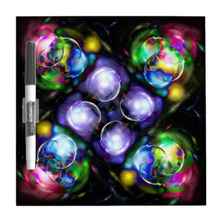 Balls of Fire Dry Erase Board