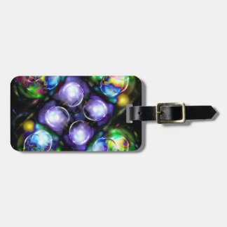 Balls of Fire Travel Bag Tags