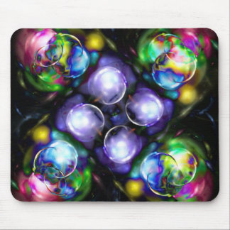 Balls of Fire Mouse Pad