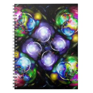 Balls of Fire Notebook