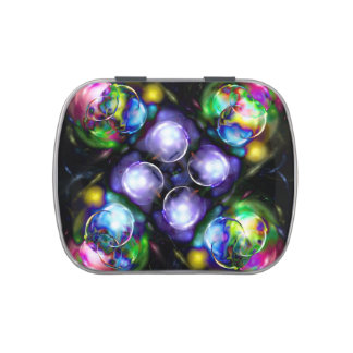 Balls of Fire Candy Tin