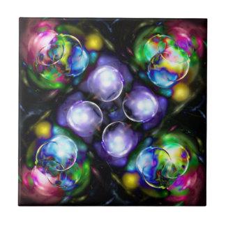 Balls of Fire Ceramic Tile