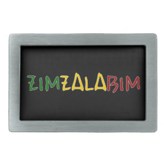 Bältesspänne Zimzalabim Rectangular Belt Buckle