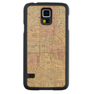 Baltimore 4 carved maple galaxy s5 case