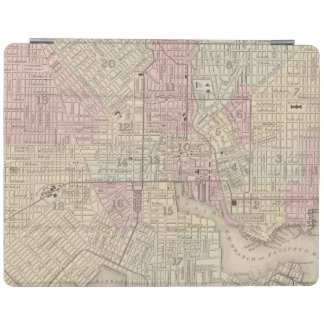 Baltimore 4 iPad cover