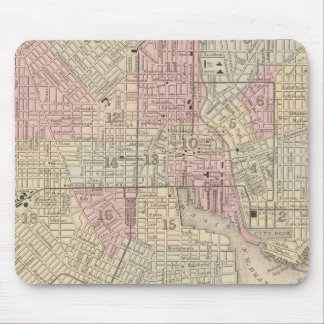 Baltimore 4 mouse pad