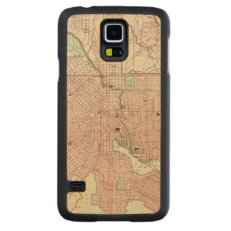 Baltimore 5 maple galaxy s5 case