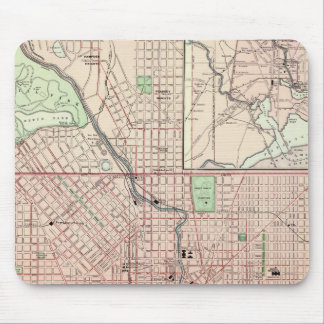 Baltimore 5 mouse pad
